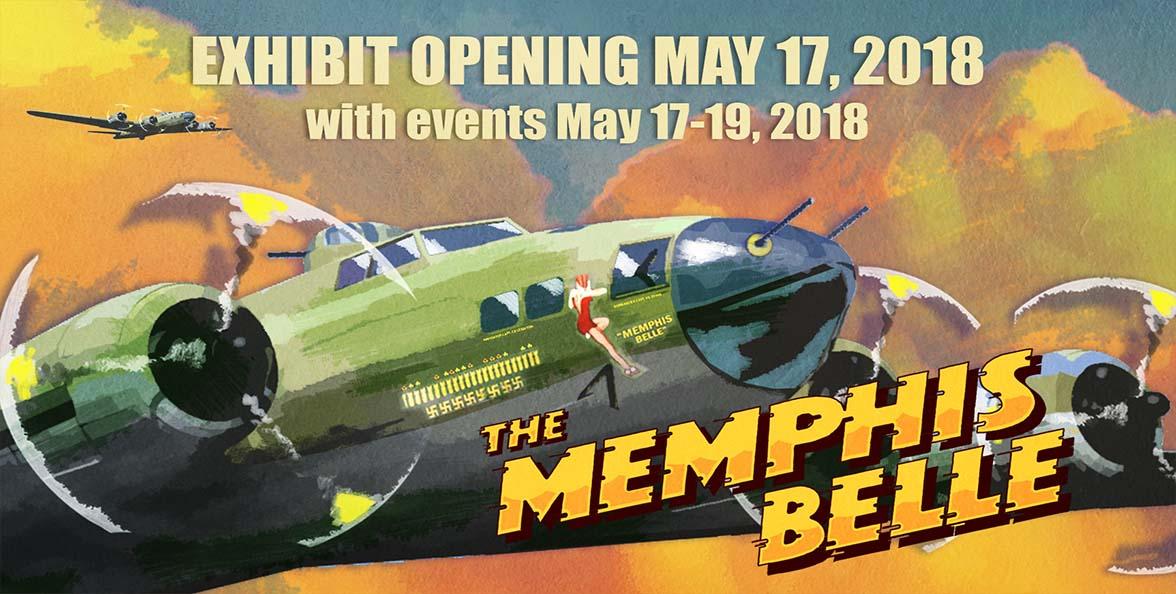 Memphis Belle Graphic